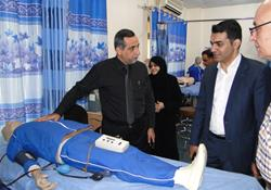 Visit of the Director of International Affairs from the Kut Medical School – the Wasit / Iraqh